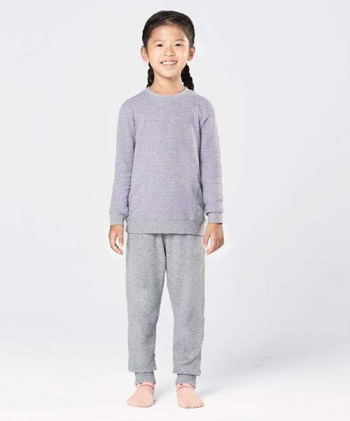 童束口長褲-自由空間-雙層棉-3GUN |男性時尚內衣褲MIT品牌