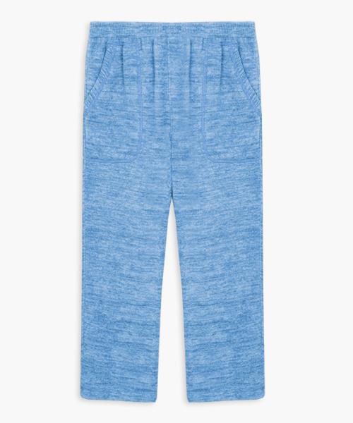 童刷絨居家長褲-自由空間-FLEECE-3GUN |男性時尚內衣褲MIT品牌