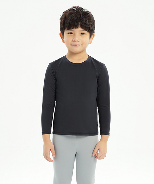 COOLPLUS旅行                     童圓領長袖衫