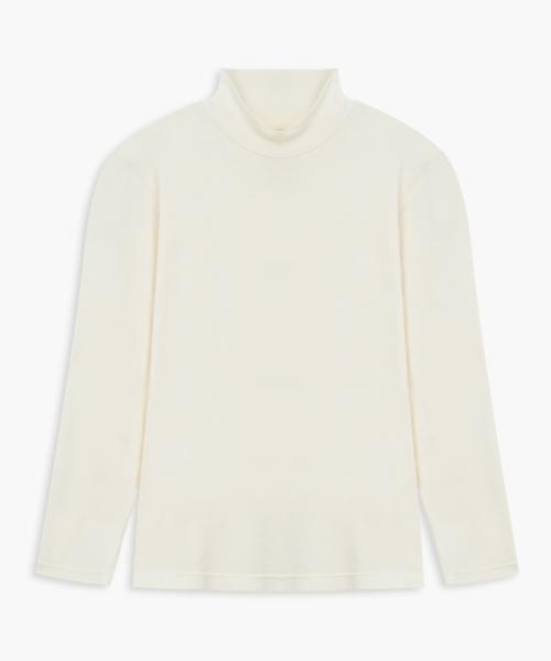 童半高領長袖衫-HEATPLUS-3GUN |男性時尚內衣褲MIT品牌